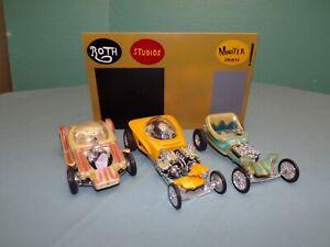 Ed Roth, Revell 1/25 model car Junk Yard Lot. Built