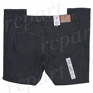 New Jeans Colony Women's Casual Basic Skinny Jeans Black 14 16 18 20 22