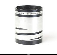 Meopta Meostigmat 50 mm f/ 1.3 Lens.