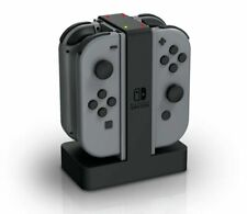 Nintendo Switch 4 Joy-Con Controller Wired Charging Dock UPS NEXT DAY available!