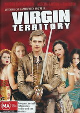 Virgin Territory - Comedy / Adventure / Romance - Hayden Christensen - NEW DVD