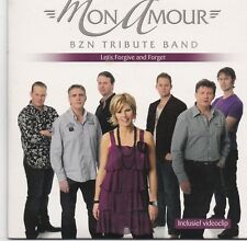 Mon Amour-Lets Forgive And Forget cd single