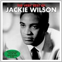 Jackie Wilson - The Very Best Of / Greatest Hits 3CD NEW/SEALED