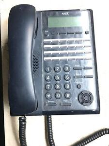 NEC_SL2100_24 Button Digital Phone (BE116516)_Model:IP7WW-24TXH-B1(BK)_Used