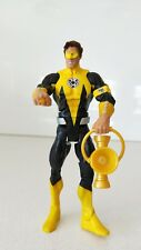 """DC Universe Yellow Lantern 6"""" Action Figure includes Lantern (NEW without Tag)"""