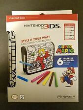 Nintendo 3DS ColorCraft Case Works with All DS/3DS Models