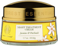 Forest Essentials Night Treatment Cream Jasmine & Patchouli (50 g)