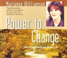 Power to Change (Lectures Based on a Course in Miracles) by Marianne Williamson