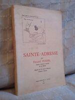 Sainte-Adresse par Poupel Le Havre Seine Maritime