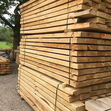 oak sleepers, new , untreated , 200 x 75 x 2.6m
