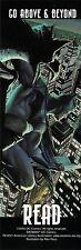 Alex Ross Batman Bookmark *BRAND NEW/MINT CONDITION* DC Comics Justice League