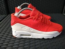 Nike Air Max 90 uk 8 ultra moire red white infrared 97 95 180 tn bw classic 98 1