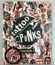Tattoo Punks Volume I — Softcover Book