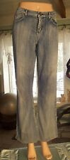 GUESS JEANS for Marciano womens blue denim stretch L29 W33 (actual) no sz tags