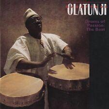 Babatunde Olatunji - Drums of Passion: The Beat [New CD]