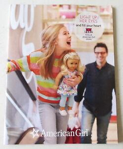 AMERICAN GIRL MAY 2019 CATALOG ~Blaire Luciana Kaya Nanea Julie Truly Me Dolls +