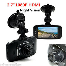 2.7'' Full HD 1080P Car DVR HDMI Video Camera Dash Cam Recorders Night Vision