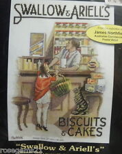 SWALLOW & ARIELL'S (Old Fashioned Shop) - Counted Cross Stitch KIT (Australian)