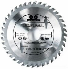115mm x 40 TCT Saw Blade for Wood and Plastic 4.5'' Circular Cutting Blade