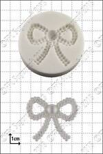 Silicone mould Pearl Bow | Food Use FPC Sugarcraft FREE UK shipping!