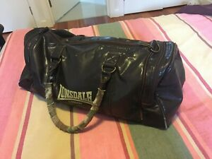 Lonsdale Rocky Duffle Bag (Brown)