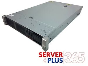 HP DL380 G9, 2x 2.6GHz E5-2690v4 14-Core, 128GB RAM, 4x HP 480GB SSD, rails