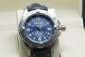 Breitling Gents Quartz Colt Ref A74380 - With Papers 2009 For Spares or Repair