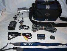 New ListingSony Dcr-Trv260 Digital8 Digital 8 Camera Camcorder Vcr Player Video Transfer