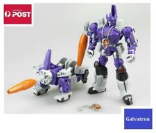 Transformers Decepticon G1 Style Robot Toy - Galvatron with Autobot Matrix