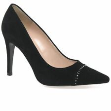 Special Occasion Stiletto Heel Suede Shoes for Women