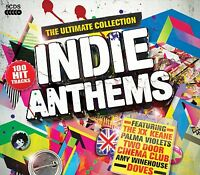 INDIE ANTHEMS-ULTIMATE COLLECTION 5 CD NEU