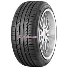 KIT 4 PZ PNEUMATICI GOMME CONTINENTAL CONTISPORTCONTACT 5 XL SEAL * SIL 255/45R2