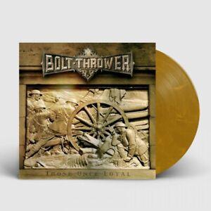 BOLT THROWER - Those Once Loyal [OAKWOOD BROWN] (LP)