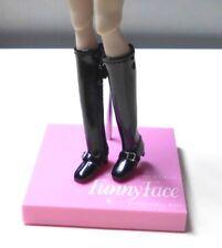 Poppy Parker Stiefel schwarz Fashion Royalty Barbie Silkstone