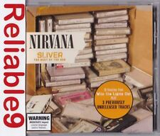 Nirvana - Silver The best of the box CD+3 unreleased tracks- 2005 UMe Australia