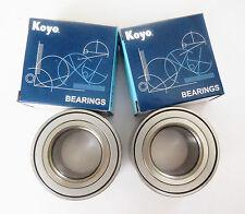 2 KOYO Japanese Front Wheel Bearing 90080-36193 / 510063 Toyota /Lexus / Mazda