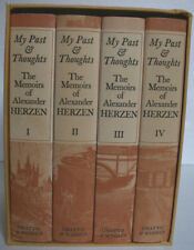 My Past & Thoughts The Memoirs of Alexander Herzen. Chatto & Windus (1968) HC