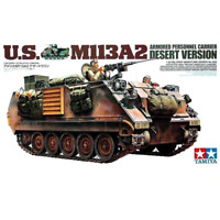 Tamiya 35265 U.S. M113A2 Armored Personnel Carrier Desert Version 1/35