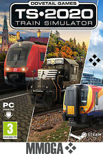 Train Simulator 2020 - PC Spiel Key - STEAM Download Code [NEU] - [DE][EU]