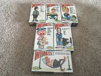 Aurora COMPLETE WHOOZIS? COLLECTION (mint-sealed) Model Kits