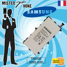 ORIGINAL BATTERY SAMSUNG T4000E GALAXY TAB 3 7.0 P3200 P3210 P3220 4000mAh 3,7V