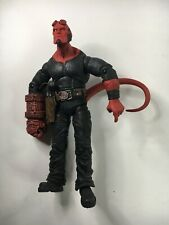 Mezco Hellboy Action Figure With Gun