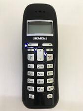Siemens Gigaset AC16H dect Mobilteil Schwarz geignet für A160/ A165 AC160 AC165