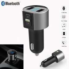 Bluetooth Wireless Car Kit Fm Transmitter Radio Mp3 Audio Player Usb Charger Usa