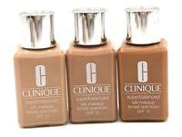 CLINIQUE Superbalanced Silk Makeup Foundation  SPF 15 ~ Choose Shade-0.5 oz each