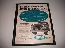 1988 GMC Truck Classic Vintage Advertisement Ad D66 Cardinal