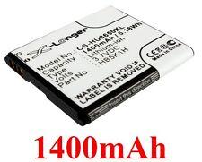 Batería 1400mAh tipo HB5K1H Para Huawei U8650