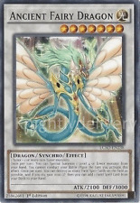 Authentic Luna Deck - Ancient Fairy Dragon - NM - 41 Cards + Bonus - Yugioh