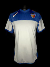 Valencia 2009-10 Third Kit Vintage Football Shirt - Excellent Condition