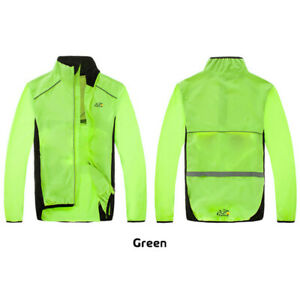 Cycling Jersey Sport Clothes Jacket Windproof Coat Bike Bicycle Waterproof Tight